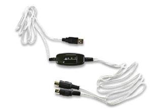 Logo van USB-MIDI interfaces