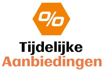 logo of Tijdelijke aanbiedingen