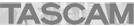 logo of Tascam