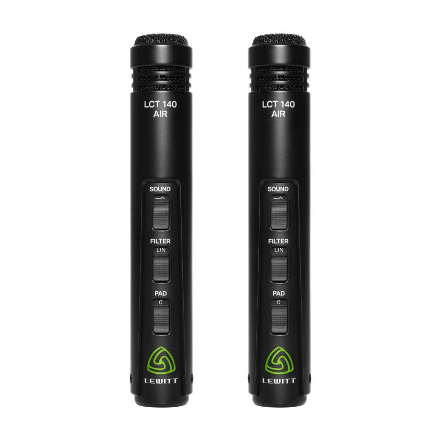 Hoofdafbeelding van Lewitt - LCT140AIR Stereo Pair - microfoon set